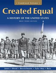 Created Equal 3rd edition 9780205728909 0205728901