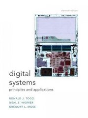 Digital Systems 11th Edition 9780135103821 0135103827