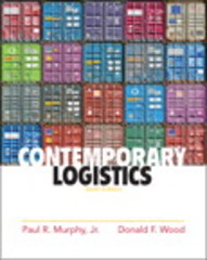 Contemporary Logistics 10th edition 9780136110774 0136110770