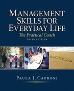 Management Skills for Everyday Life 3rd Edition 9780136109662 0136109667