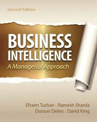 Business Intelligence 2nd edition 9780136100669 013610066X