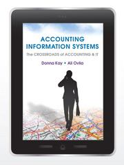Accounting Information Systems 1st edition 9780132132527 0132132524