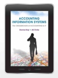 Accounting Information Systems The Crossroads of Accounting and IT