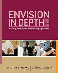 Envision In Depth 2nd edition 9780205758463 0205758460