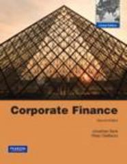 Corporate Finance 2nd edition 9780132453226 0132453223