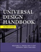 Universal Design Handbook, 2E 2nd Edition 9780071629232 0071629238