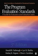 The Program Evaluation Standards 3rd edition 9781412989084 1412989086