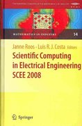 Scientific Computing in Electrical Engineering SCEE 2008 1st edition 9783642122934 3642122930
