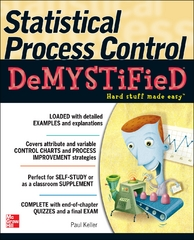 Statistical Process Control Demystified 1st Edition 9780071742498 0071742492