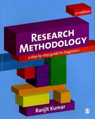 Research Methodology 3rd Edition 9781849203012 1849203016