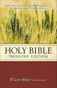 GW Thinline Bible 0 9780801013638 0801013631