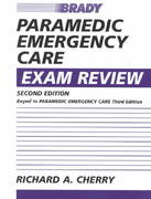 Para Emergency Care Exam Review 3rd edition 9780835951036 0835951030
