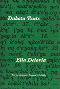Dakota Texts 1st edition 9780803266605 080326660X