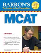Barron's MCAT 12th edition 9780764138010 0764138014