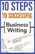 10 Steps to Successful Business Writing 1st Edition 9781562864811 1562864815