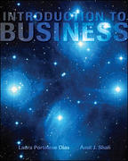 Introduction to Business 1st edition 9780073376998 007337699X