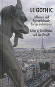 Le Gothic 1st edition 9780230517646 0230517641