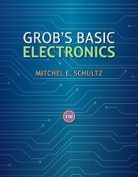 Experiments manual and simulation cd to accompany grob's basic.