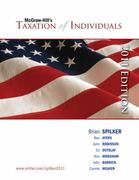 Taxation of Individuals, 2011 Edition with Connect Plus 2nd edition 9780077430405 0077430409