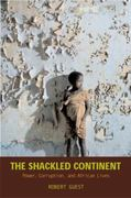 The Shackled Continent 1st Edition 9781588342973 1588342972