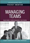 Managing Teams 1st Edition 9781422129746 1422129748
