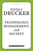 Technology, Management, and Society 0 9781422131619 1422131610