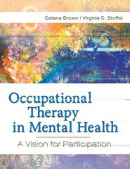 Occupational Therapy in Mental Health 1st Edition 9780803617049 0803617046