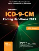 ICD-9-CM 2011 Coding Handbook With Answers 0 9781556483707 1556483708
