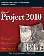 Project 2010 Bible 1st Edition 9780470501313 0470501316