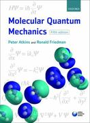 Molecular Quantum Mechanics 5th Edition 9780199541423 0199541426