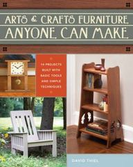 Arts and Crafts Furniture Anyone Can Make 0 9781440306730 1440306737