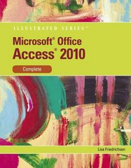 Microsoft Office Access 2010 1st edition 9781133169666 113316966X