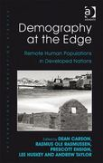 Demography at the Edge 1st Edition 9781317152897 1317152891