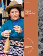 Cultural Anthropology 10th edition 9780495813699 0495813699