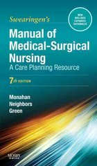 Manual of Medical-Surgical Nursing 7th Edition 9780323072540 0323072542