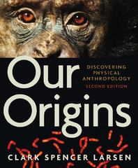 Our Origins 2nd Edition 9780393934984 0393934985