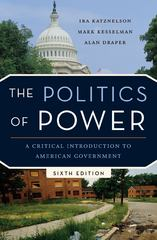 The Politics of Power 6th edition 9780393933253 0393933253