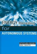 Energy Harvesting for Autonomous Systems 0 9781596937185 1596937181