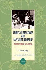 Spirits of Resistance and Capitalist Discipline 2nd Edition 9781438433547 1438433549