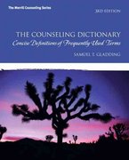 The Counseling Dictionary 3rd Edition 9780137050420 0137050429