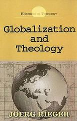 Globalization and Theology 1st Edition 9781426700651 1426700652