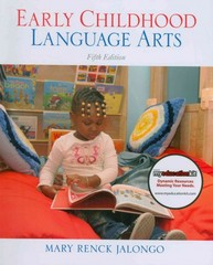Early Childhood Language Arts 5th edition 9780137048748 0137048742