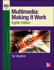 Multimedia 8th Edition 9780071748469 0071748466