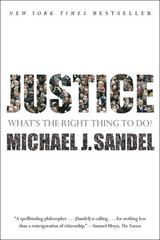 Justice 1st Edition 9780374532505 0374532508