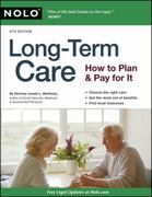 Long-Term Care 8th edition 9781413312720 1413312721