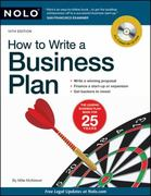 How to Write a Business Plan 10th edition 9781413312805 1413312802