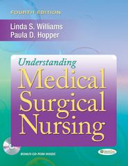 Understanding Medical-Surgical Nursing 4th Edition 9780803622197 0803622198