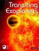 Transiting Exoplanets 0 9780521139380 0521139384