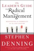 The Leader's Guide to Radical Management 1st edition 9780470548684 0470548681