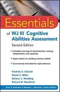 Essentials of WJ III Cognitive Abilities Assessment 2nd Edition 9780470566640 0470566647